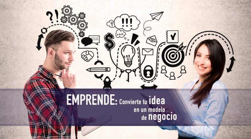 "MOOC UGR: ""Emprende: convierte tu idea en un modelo de negocio"""
