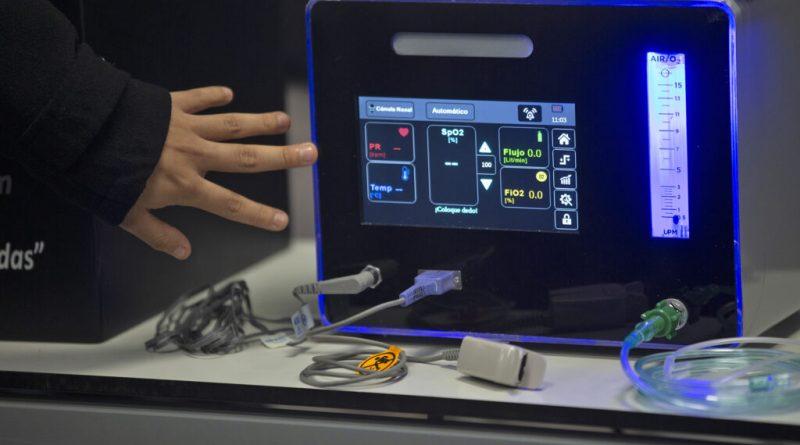 Dispositivos médicos PUCP impulsará el desarrollo de tres proyectos con gran potencial de combatir la pandemia